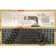 Клавиатура для ноутбука Dell Inspiron 15-3721 15-5721 15-5737 чёрная, с русскими буквами  V119725BS1