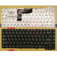Клавиатура для ноутбука Packard Bell Gateway MX6919, MX6920, MX6920h, CX2700, M255, NX570 чёрная,  с