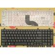 Клавиатура для ноутбука Dell Studio 1745, 1747, 1749, XPS 17 L701X Series чёрная, с русскими буквами