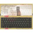 Клавиатура для ноутбука Dell Studio 1450, 1457, 1458, 15, XPS L401, L401X, L501, L501X Series чёрная