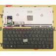 Клавиатура для ноутбука HP EliteBook 820 G1, 720 G1 720 G2 725 G2 чёрная с русскими буквами, с подсв
