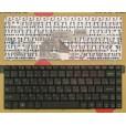 б/у Kлавиатура для ноутбука MSI X340 чёрная, с русскими буквами, P/N V103522AK1