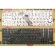 Клавиатура для ноутбука DNS 0157894 0157896 0157899 0157900 0164780 RU ECS MT50 MT50II1 MT50IN чёрна