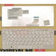 б/у Клавиатура для ноутбука Acer Aspire One 532H AO532H 521 D255 D257 D270 Gateway LT21 белая, с рус