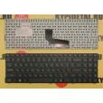Клавиатура для ноутбука DNS K580S K580 0155959, 0158645 Quanta TWH K580S чёрная , с русскими буквами