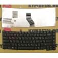 б/у Клавиатура для ноутбука eMachines D620 чёрная, русская,  Модель клавиатуры: 9JN8882L0R8390