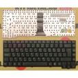 б/у Клавиатура для ноутбука Asus F2, F3, PRO31, Z53 чёрная, с русскими буквами P/N MP-06916SU-5282