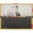 Клавиатура для ноутбука Acer Aspire E5-473 E5-422, E5-474, E5-491G (Win 8) чёрная, с русскими буквам