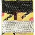Клавиатура для ноутбука Lenovo 110-14IBR чёрная, с русскими буквами
