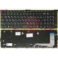 Клавиатура для ноутбука Lenovo 110-15ISK, 110-17ACL, 110-17IKB, 110-17ISK черная, с рамкой, с русски