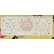 Клавиатура для ноутбука Asus EEEPC 1015PN 1015PW 1015PX 1015T X101 1011PX белая, большой Enter
