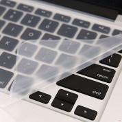 """Защитная плёнка для клавиатуры ноутбуков,силиконовая 36см 15""""-17"""""""
