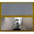 Клавиатура для ноутбука Sony SVE14 белая, с русскими буквами  (For Win8) P/N 149183711RU V134046BS3R