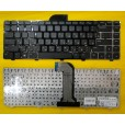 Клавиатура для ноутбука Dell Inspiron 14 3421 14R 5421 Vostro 2421 глянцевая, чёрная, с русскими бук