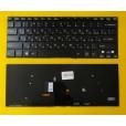 Клавиатура для ноутбука Sony SVF14 FIT14, SVF14 чёрная, с подсветкой, с русскими буквами  (без рамки