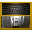 Клавиатура для ноутбука Sony SVE14 чёрная, с русскими буквами  (For Win8) 9Z.N6BSQ.M0R SDMSQ