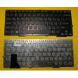 Клавиатура для ноутбука Sony SVE13 SVS13 чёрная, с русскими буквами  (для версии с подсветкой, без р
