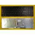 Клавиатура для ноутбука Sony SVE15 SVE17 SVE1511S4C SVE151 (Win8, с подсветкой) чёрная, с русскими б