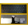 Клавиатура для ноутбука Toshiba Satellite C805 C840 C840D C845 C845D чёрная, с русскими буквами AEBY