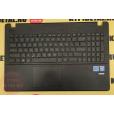 б/у Клавиатура для ноутбука Asus X551M топкейс+тач,  чёрный, с русскими буквами 13NB0481AP0311/39XJC