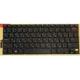Клавиатура для ноутбука Dell Inspiron 11-3147 11-3148 чёрная, с русскими буквами, без рамки V144725A