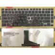 Клавиатура для ноутбука Toshiba Satellite C800 C805 M800, N860, U800, U800W, U830, U840, U845, U900,