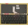 Клавиатура для ноутбука HP Compaq 500 540 550 6520 6520s 6720 6720s  чёрная с русскими буквами