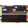 Клавиатура для ноутбука Dell Inspiron 14 Gaming 7566, 7567 черная, с подсветкой, с русскими буквами