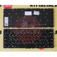 Клавиатура для ноутбука Lenovo 310S-14AST черная, с русскими буквами P/N: SN20K93009 Model: PM5NR-RU