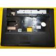 б/у Корпус для ноутбука Samsung NP-R60S нижняя часть, чёрный (без 2х нижних крышек)