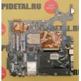 Материнская плата для ноутбука Toshiba A300 DABD3GMB6E0 Rev E нерабочая