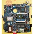 б/у Материнская плата для ноутбука Samsung R20 BA92-04654B не запуск, без следов ремонта, залитая,