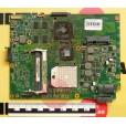 Материнская плата для ноутбука ASUS X52D 60-NZRMB1000-F13 K52DR нерабочая, со следдами ремонта