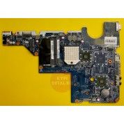 Материнская плата HP Compaq CQ56 DA0AX2MB6E1 REV E не работает, следов ремонта нет, под восстановлен