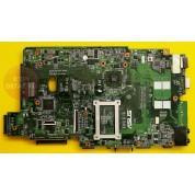 Материнская плата для ноутбука Asus K51AE 60-NYRMB1000 K51AB REV : 2.3 нерабочая