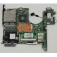б/у Материнская плата HP Compaq NC6220 P/N 6050A0066801-MB-A02 не запуск, есть следы ремонта, под ра