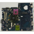 б/у Материнская плата для ноутбука eMachines E525 LA-4851P KAWF0 REV.1.0 нерабочая, со следами ремон