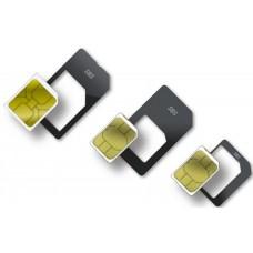 Адаптер для SIM-карт всех типов Belsis