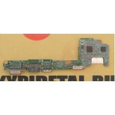 б/у Card Reader Board MS-13520 для MSI X340 (LAN, HDMI)