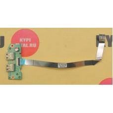 б/у USB плата для ноутбука Dell Inspiron 3520 p/n 10963-3 61WFX