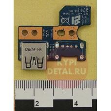б/у USB плата для ноутбука Toshiba L850D 11589587-00151