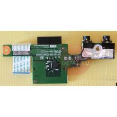 б/у Card Reader с аудиоразъемами для HP 625 P/N: 6050A2330501-AUDI0B-A02