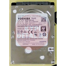 "HDD 500Gb Toshiba <MQ01ABF050> S2.5"", SATA 6Gb/s, 5400 rpm, буфер 8 Мб"
