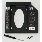 """Переходник Optibay для подключения HDD 2.5"""" SATA в отсек CD-ROM SATA (12.7mm)"""