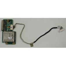 б/у USB плата и картридер для Asus K61IC + шлейф 1414-01BJ0AS