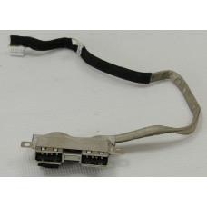 б/у USB разъемы для ноутбука Asus K40 + шлейф 14G140273102