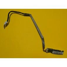 б/у Bluetooth для ноутбука Packard bell Etna GM P/N 56.25028.001 + шлейф 50.4J703.022