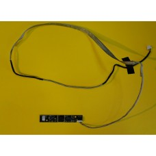 б/у Web-camera (веб-камера) для ноутбука HP Compaq 615 610 + шлейф E184173 CNF8243