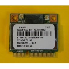 б/у Wi-Fi модуль для ноутбука Acer Aspire E1-531/V3-551G/ONE 725 T77H348.02