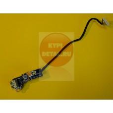б/у USB плата с кнопкой включения для ноутбука Samsung R530 R540 R580 R730 R780 RV510 BA92-05996A +